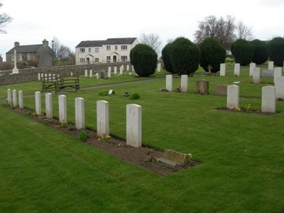 Oorlogsgraven van het Gemenebest Catterick Military Cemetery