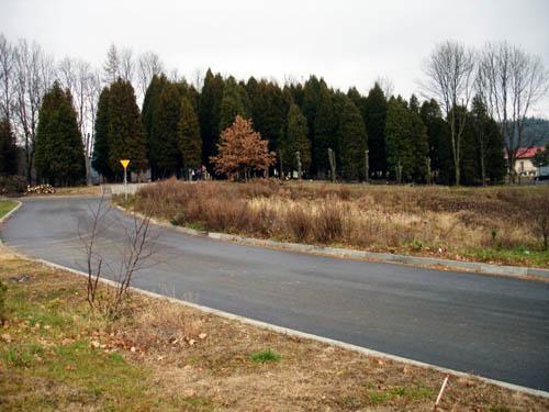 Soviet War Cemetery Olchowce (Sanok)