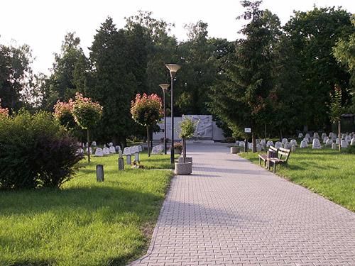 Hustopece Soviet War Cemetery