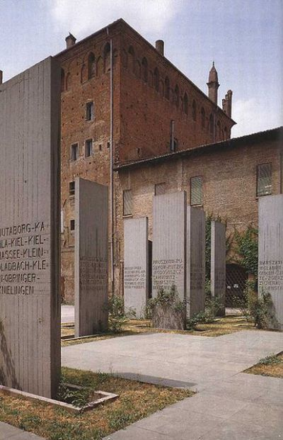 Monument Deportaties