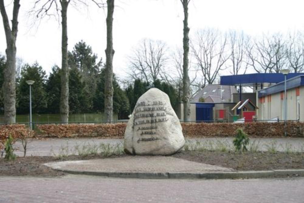 War Memorial Zweeloo