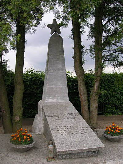 Soviet War Cemetery Mrzezino