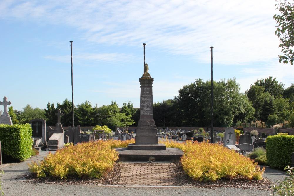 War Memorial Cemetery Zellik