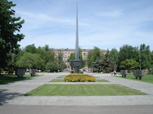 Overwinningsplein Daugavpils