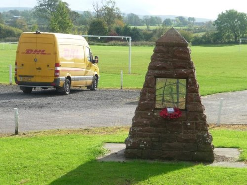 War Memorial Wigton