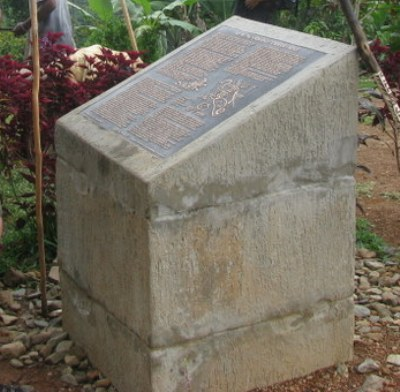 Kokoda Trail - Memorial Ioribaiwa