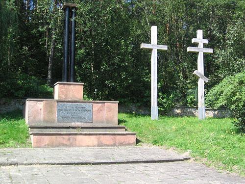 Sovjet Oorlogsbegraafplaats Kielce