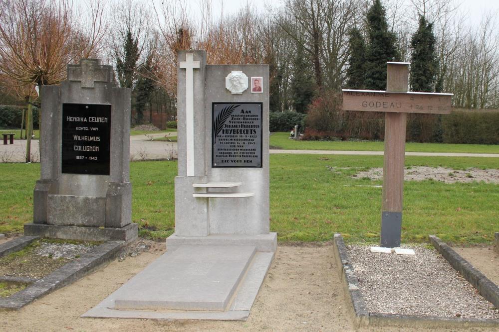 Belgische Oorlogsgraven Beverlo