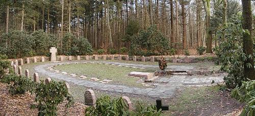Duitse Oorlogsbegraafplaats Wingst - Ellerbruch
