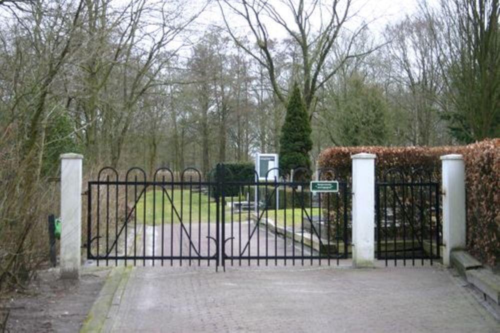 Dutch War Grave Bourtange