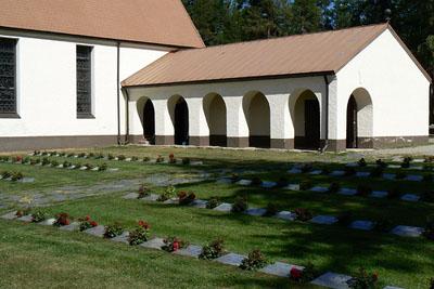 Finish War Cemetery Ylitornio
