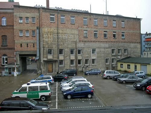 Air-Raid Shelter Platz der Deutschen Einheit