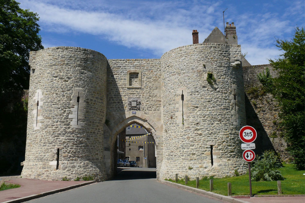 Porte Gayolle