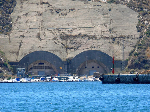 Voormalige Ondergrondse Onderzeebootbasis