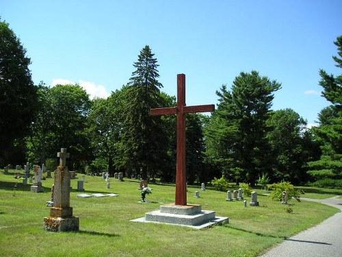 Oorlogsgraven van het Gemenebest St. Paul's Roman Catholic Cemetery