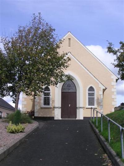 Oorlogsgraf van het Gemenebest Seskinore Presbyterian Churchyard