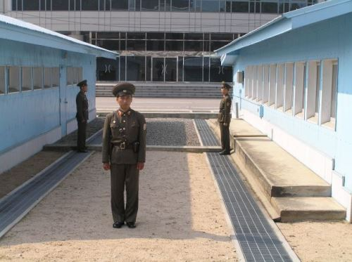 Koreaanse Gedemilitariseerde Zone