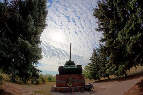 Liberation Memorial (T-34/85 Tank)