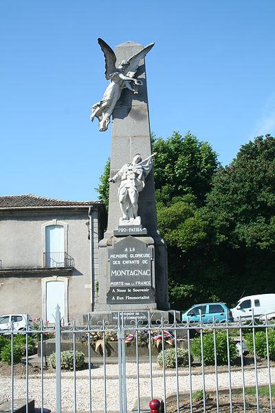 War Memorial Montagnac
