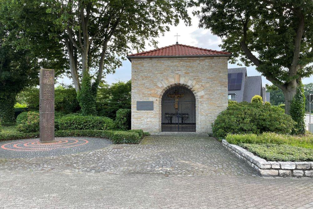 Memorial Chapel Fallen World Wars Wettringen