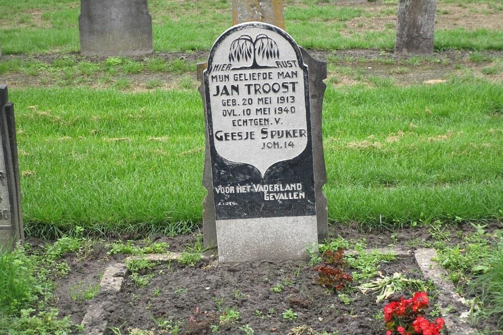 Dutch War Grave Rouveen