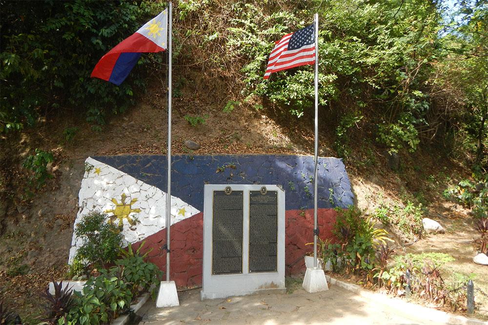 Monument Beginpunt Bataan Death March