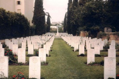 Commonwealth War Cemetery Beja