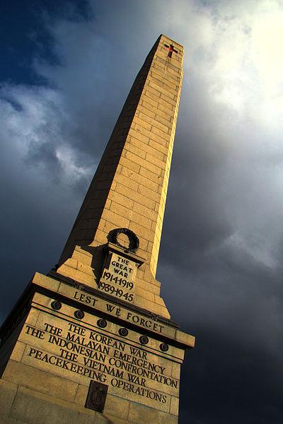 War Memorial Hobart