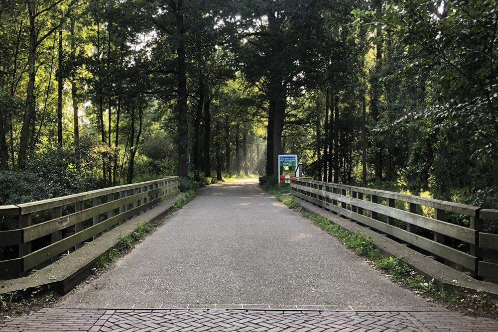 Plaquette Willem-Hikspoorsbrug
