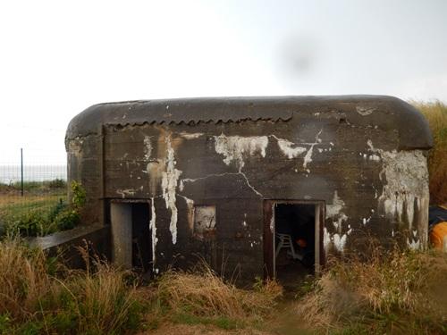 Stützpunkt 106 Dresden - VF ammunition bunker