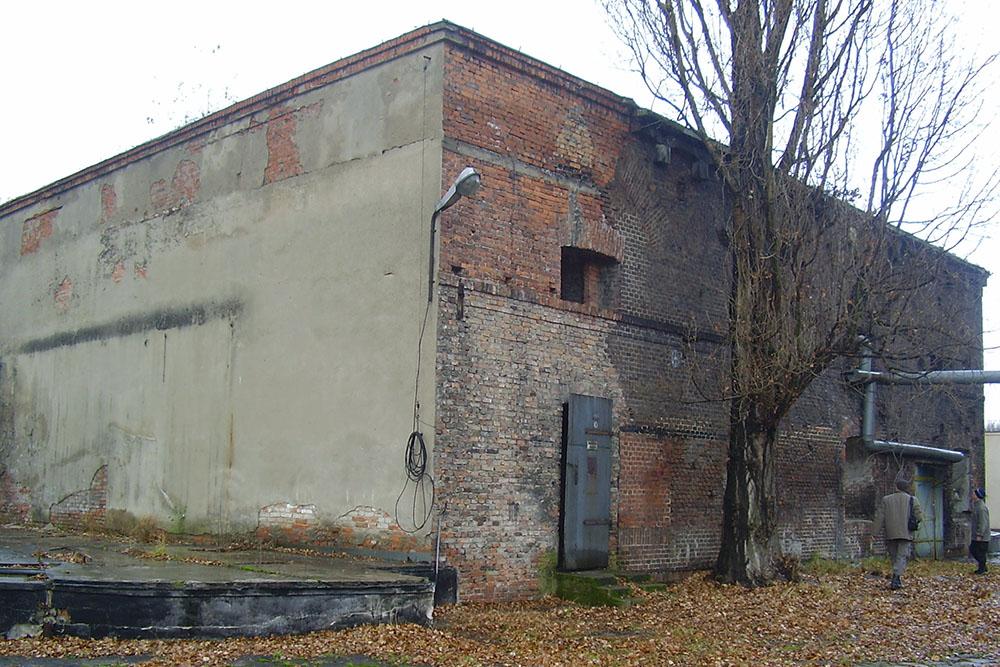 Festung Posen - Restant Fort Roon