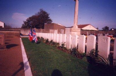 Commonwealth War Graves Le Clion-sur-Mer