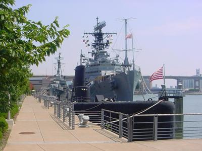 Buffalo and Erie County Naval & Military Park