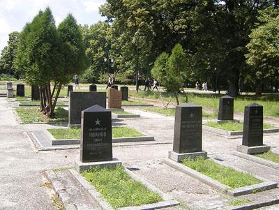 Soviet-Polish War Cemetery Lodz