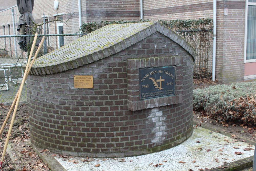 Oorlogsmonument Sint Willebrord