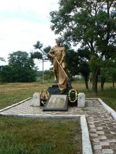 Mass Grave Soviet Soldiers Maryanivka