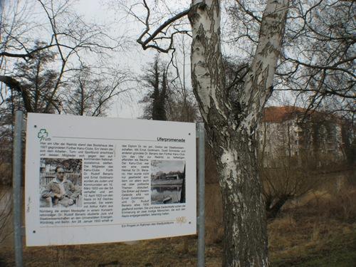 Monument Rudolf Benario