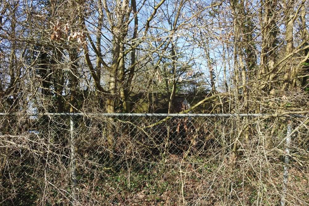 Atlantikwall - Regelbau 502 Bunker 2510 Willemsdorp