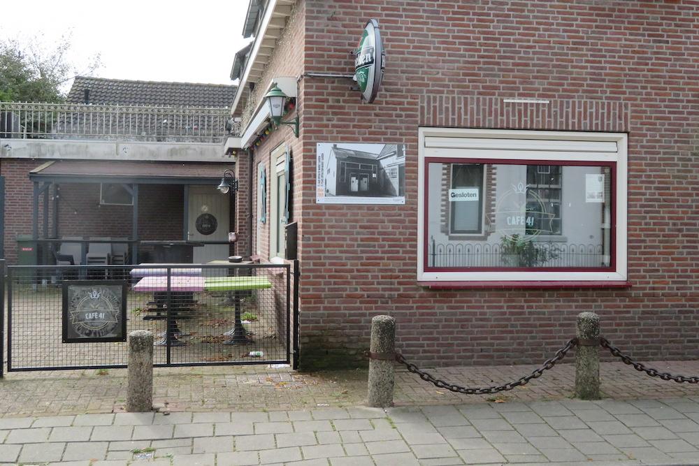Emergency Hospital Former Community Centre Heteren