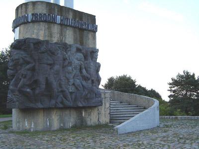 Monument Slachtoffers Massa Executie Dolina Śmierc