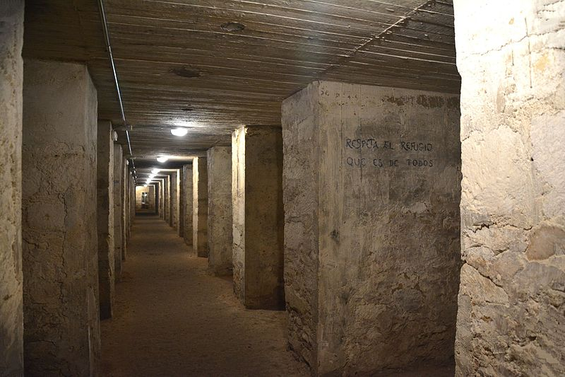 Air-raid Shelter Alicante