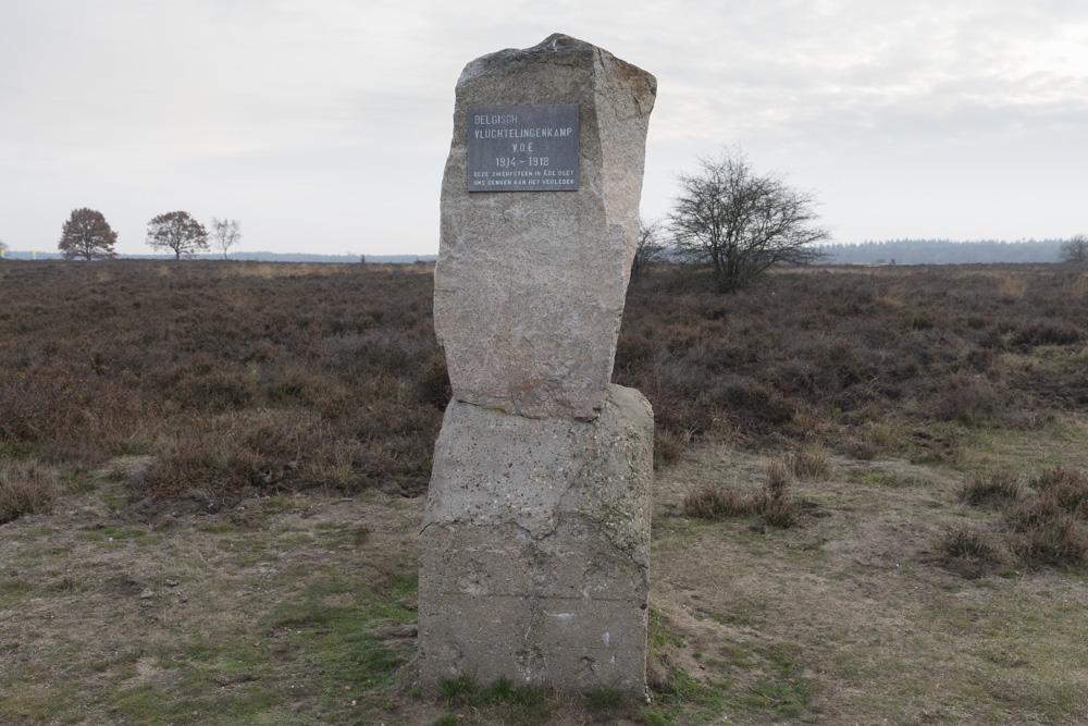 Monument Vluchtelingenkamp Ede