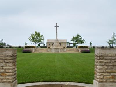 Oorlogsbegraafplaats van het Gemenebest Hottot-les-Bagues