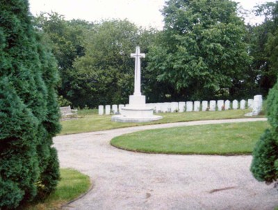 Commonwealth War Graves Nottingham Southern Cemetery