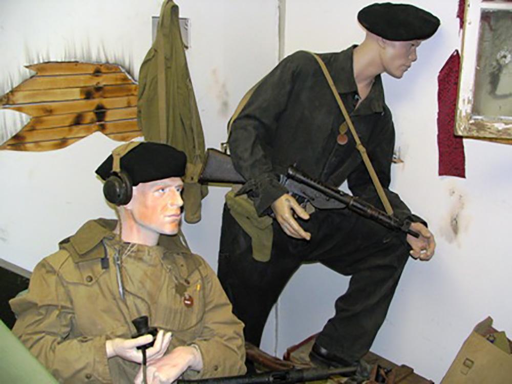 Ontario Regiment Museum