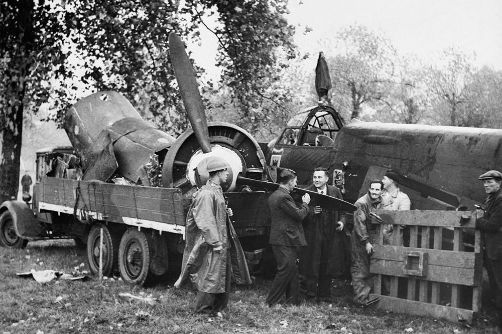 Crashlocatie Junkers Ju 88A-1 (W.Nr. 2142: 3ZDK)
