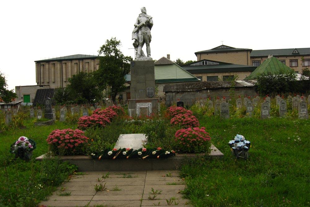 Soviet War Cemetery Novogrudok