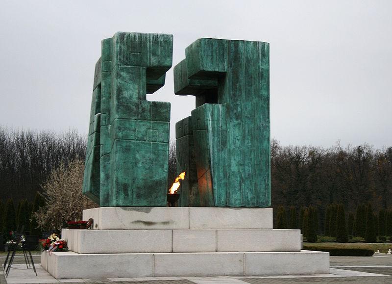 Monument Begraafplaats Vukovar