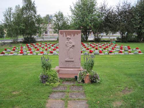 Finse Oorlogsgraven Himanka