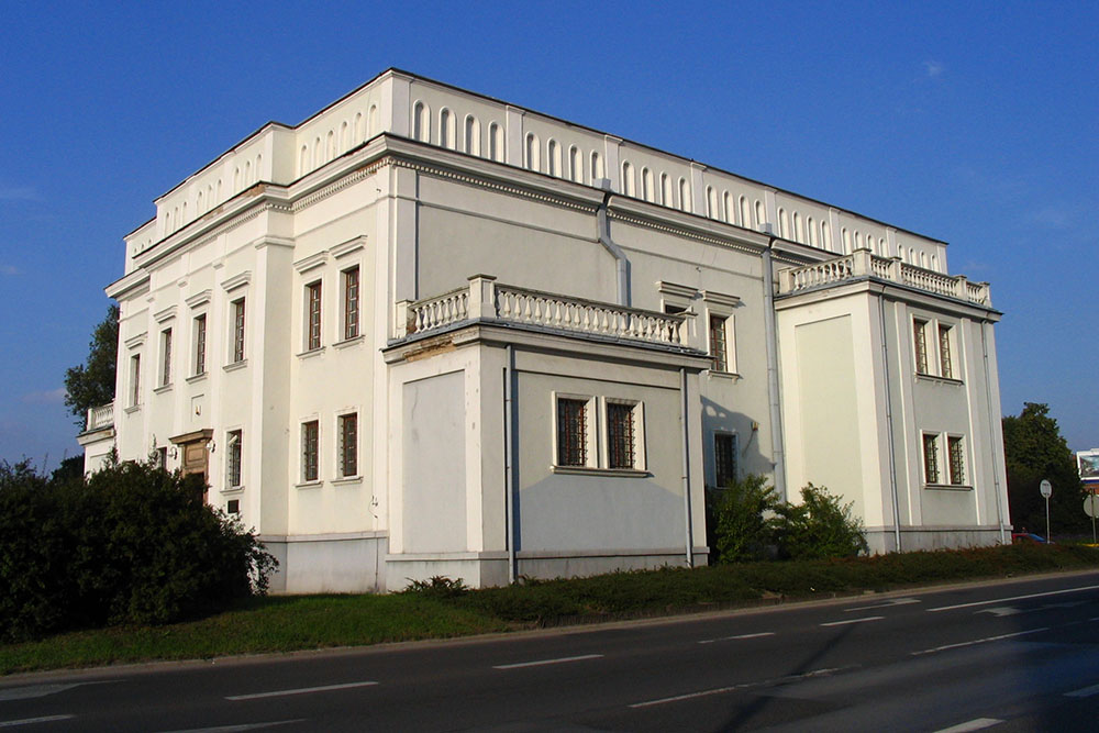 Former Synagogue of Kielce
